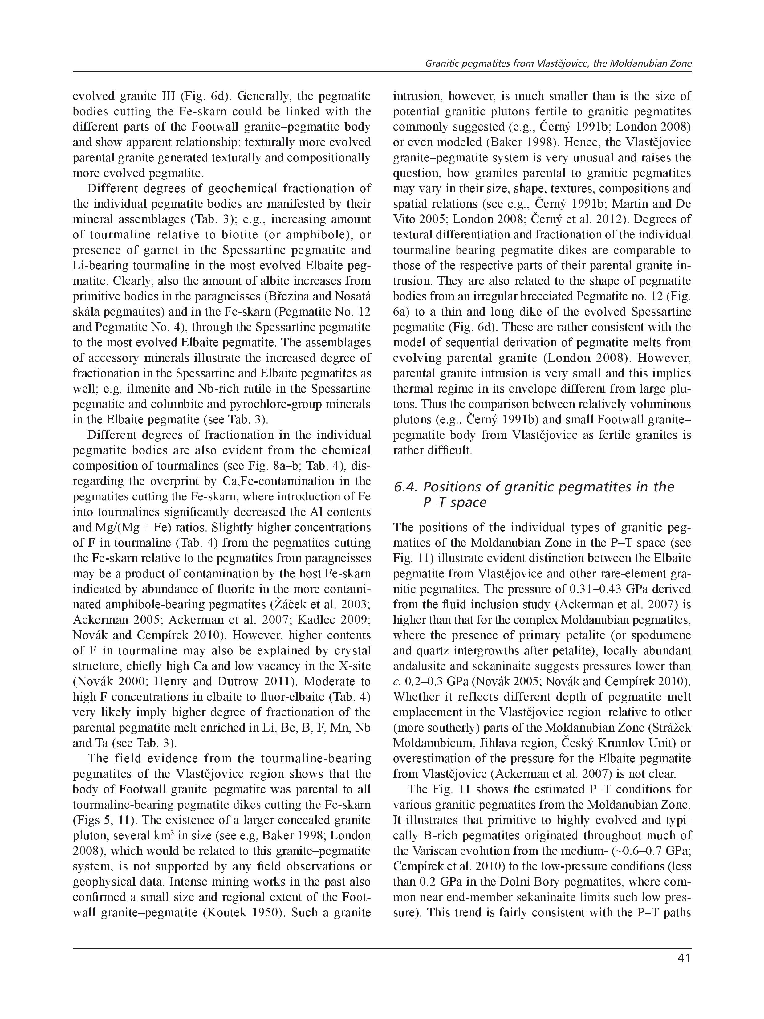Geological position mineral assemblages and contam page 028